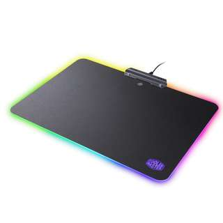 Cooler Master ILLUMINATED PRECISION RGB HARD GAMING MOUSE PAD Coolermaster MPA-MP720