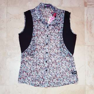 🌟FREE SHIPPING MM RRJ Floral Top
