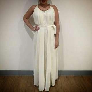 For rent/sale: Greek inspired long dress