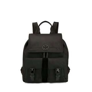 Ready authentic ori TORYBURCH quinn backpack