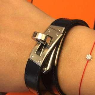 Hermes Kelly Double Tour bracelet
