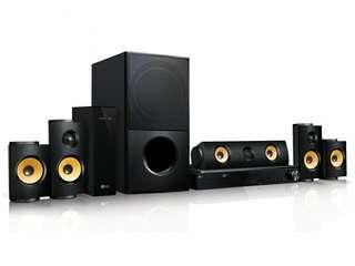 LG 5.1ch 3D Blu-ray 家庭影院組合 後置喇叭無線傳輸