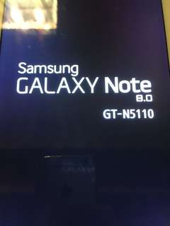 Samsung GALAXY Note 8.0 GT-N5110 (99%新)