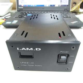 I.AM.D LPS210-160W 32V線性電源 純銅A級牛 USB供電