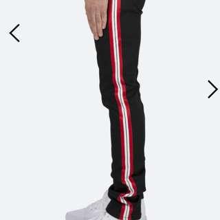 (Instocks) MNML STRIPED pants