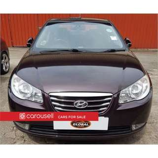 Hyundai Avante 1.6A (OPC)
