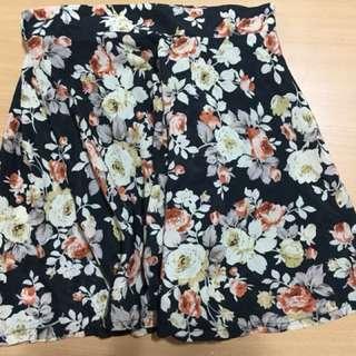 Vintage Flora Skirt