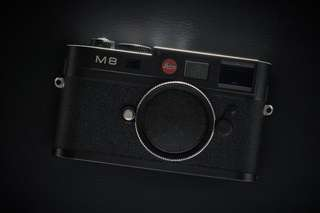 Leica M8 Digital Rangefinder