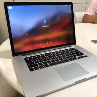 MacBook Pro Retina 15-inch, Early 2013