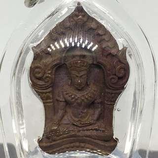 LP Sakorn. Phra Yod Khun Phon. Wat Nong Krub. Serial no:12309. 2552. $60
