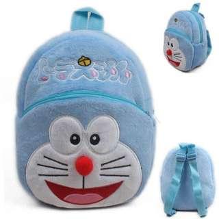 Colorful Animal Design Waterproof Durable Children School Bag (Doraemon)