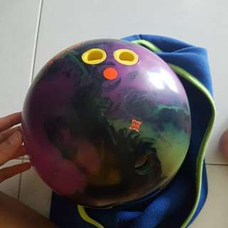 Bowling Ball hyper cell
