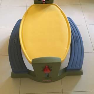 Little tikes toddler table