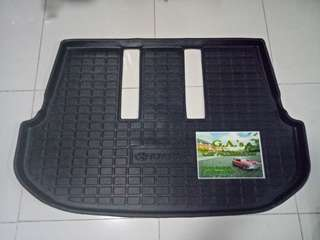 Fortuner and innova trunk tray