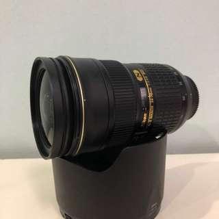 Nikon 24-70mm F2.8 AFS G ED