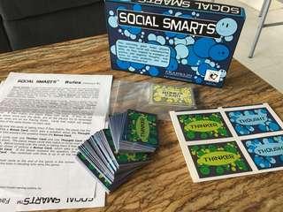 Social smarts game