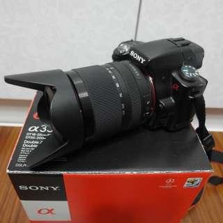 【出售】SONY SLT-A33 數位單眼相機
