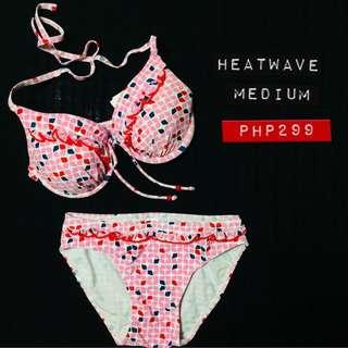 HEATWAVE 2piece swimsuit