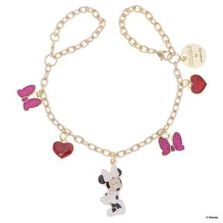 Japan Samantha Thavasa Colors By Jennifer Sky D23 Minnie Mouse Charm (Gold)