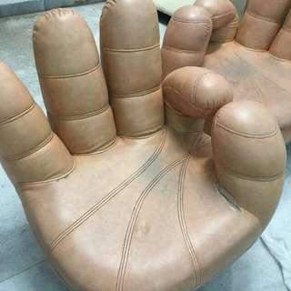 Sofa jari sepasang