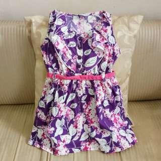 Cool girl dress