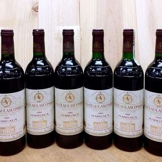 Chateau Lascombes 1984