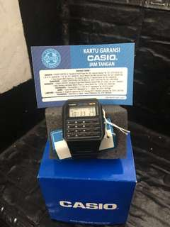 Casio kalkulator ori