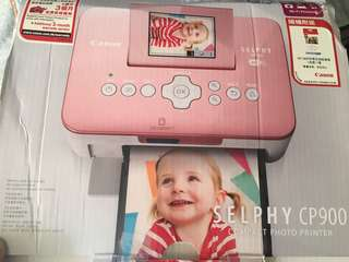 canon selphy cp900 photo printer