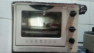 Oven Electric #FISIPUNIS