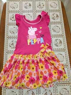 Peppa Pig Pink dress