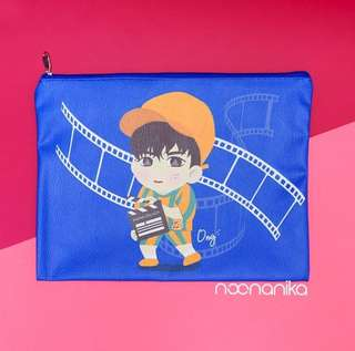 WANNA ONE POUCH