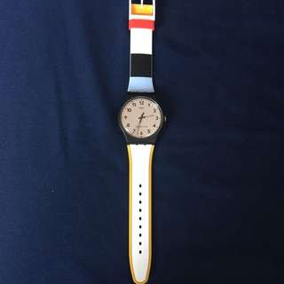 Swatch Watch 100% NEW! 全新手錶