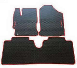 Anti slip premium matting for vios gen 3