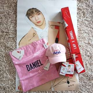 [Ready Stock] Daniel X LAP (Hat & Totebag)