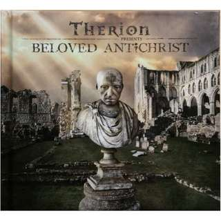 Therion – Beloved Antichrist Limited Edn 3CD Digibook