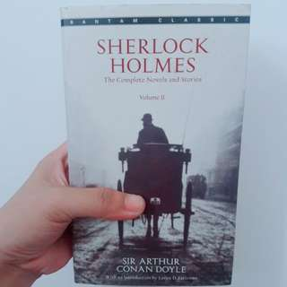 Sherlock Holmes The Complete Novels and Stories (Vol 2)