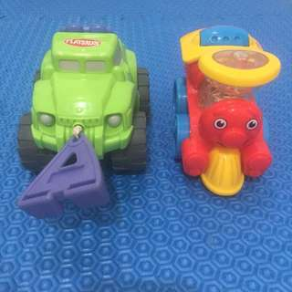 Take all Mainan bayi playskool & fisher price