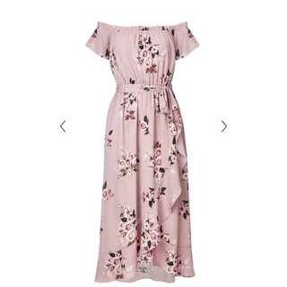 City Chic Rose Play Dress