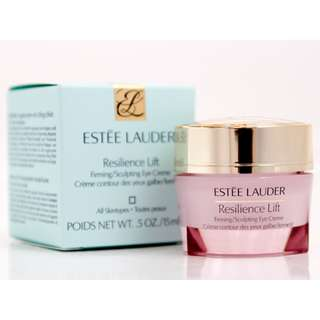 【SAVED $37】Estee Lauder Resilience Lift Firming/Sculpting Eye Creme 15ml