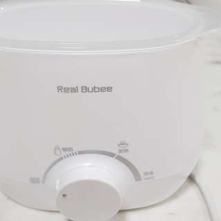 Real bubee baby bottle warmer
