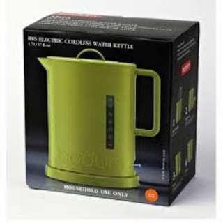 Bodum IBIS Cordless Electric Water Kettle, 1.7 l, 57 oz.