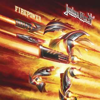 Judas Priest ‎– Firepower CD Jewelcase