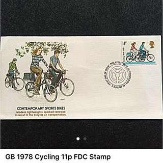 Great Britain UK stamps