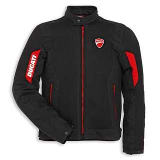DUCATI SPIDI FLOW 2 JACKET - M SIZE (ORIGINAL)