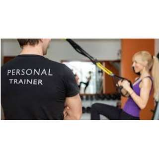 Personal training and fitness coaching
