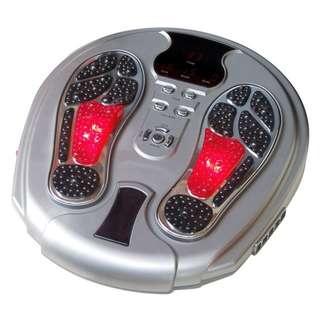 electromagnetic wave foot massager akupressure