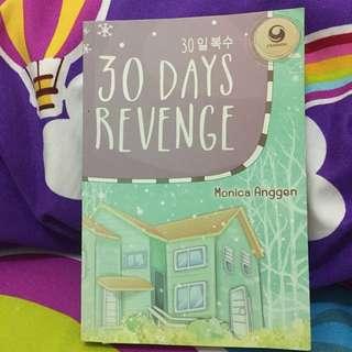 Novel 30 Days Revenge
