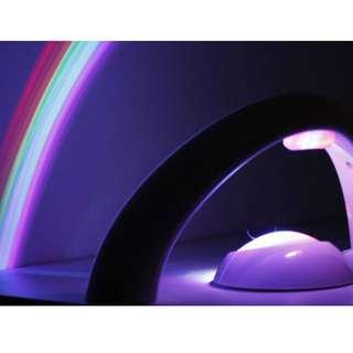 Rainbow projector lamp LED rainbow light ( instock )15