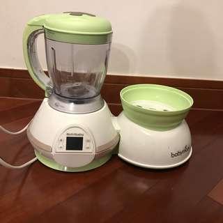 Babymoov Nutribaby 五合一營養攪拌蒸煮器