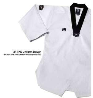 Dobok MOOTO 3F IIIF new design Unisex Taekwondo
